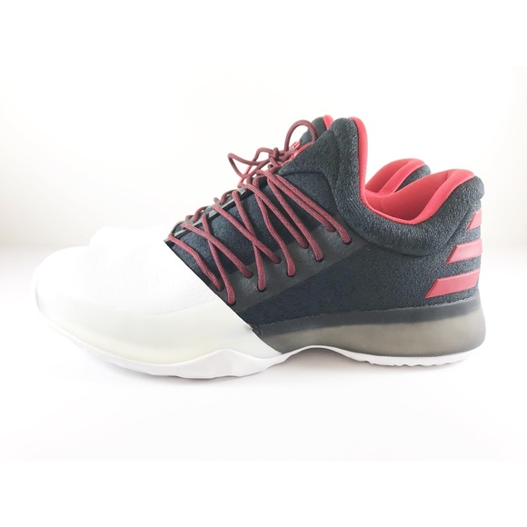 New Adidas James Harden Vol. 1 Pioneer Basketball 52253f575